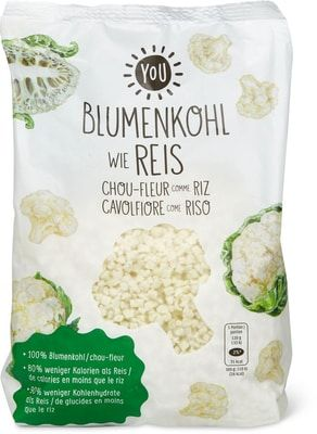 Watercolor Illustration Of Cauliflower On Packaging Design