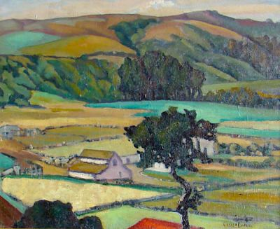Rinaldo Cuneo: Terence's California Artist Uncle