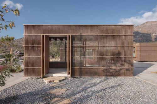Core Agora Shops / Not a Number Architects