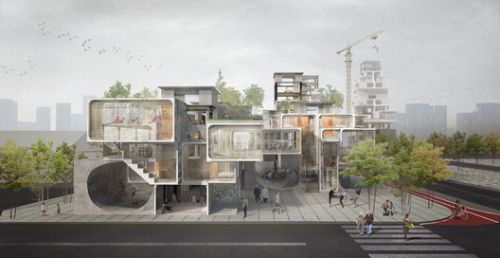 Solutions to London's Mounting Affordable Housing Crisis Proposed in Bee Breeders' Latest