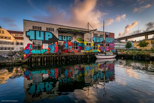 The 19th Edition of Pioneering Street Art Festival NuArt Challenges Participants to Consider the Old and the New
