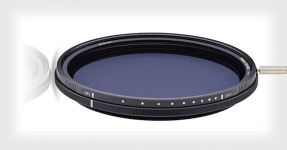 NiSi's Latest Variable ND Filter Avoids the X-Effect Problem