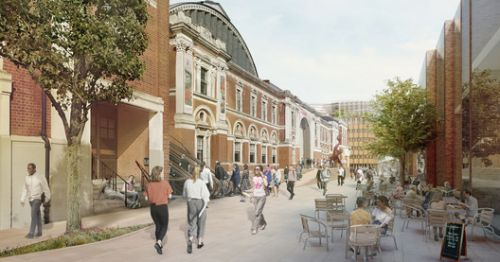 Heatherwick Studio and SPPARC Transform 19th Century London Exhibition Hall into Creative Hub