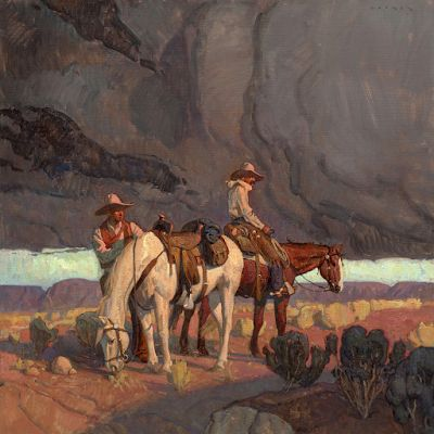 Masters of the American West at the Autry this weekend~
