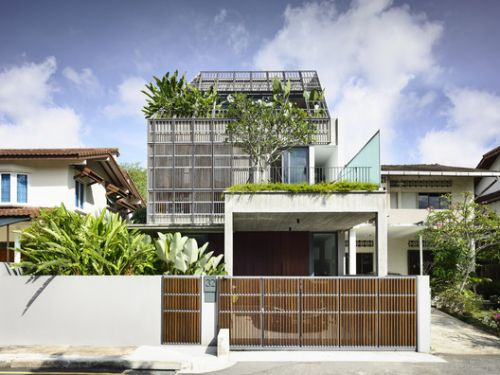 Fade to Green / HYLA Architects