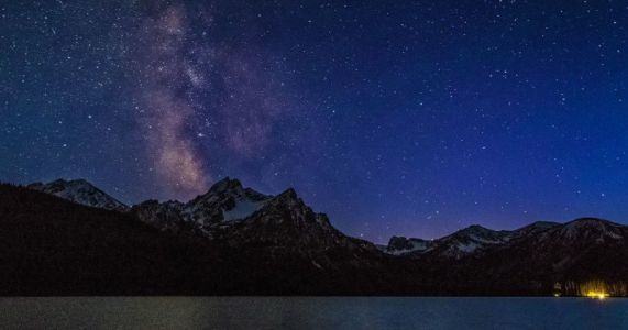 Idaho Gets First International Dark Sky Reserve in the United States
