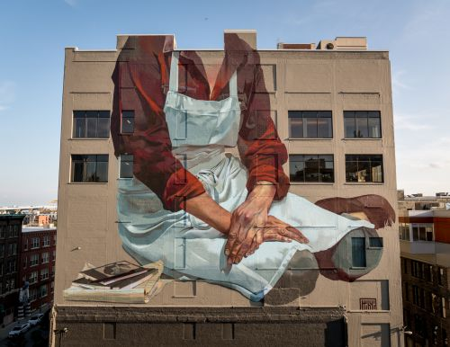 """""""The Unsung Hero"""" by Case Ma'claim in Milwaukee"""