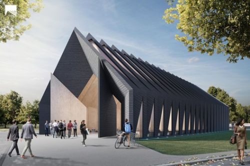 MIT's Mass Timber Longhouse Shows a Technology-Driven Approach to Sustainable Design
