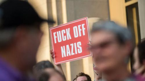 It's 2018 and America is Preparing for a Nazi Attack