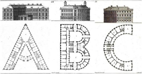Here's What the Alphabet Looks Like When Converted into Baroque Palace Designs