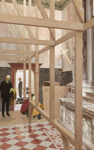 Estonian Pavilion at 2018 Venice Biennale to Demonstrate How Built Architecture Is Inherently Political