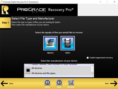 ProGrade Digital's Recovery Pro Can Save Lost RAW Photos