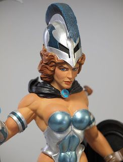 The Auction of Athena: Our Pop Sculpture Cover Girl Goes on the Block