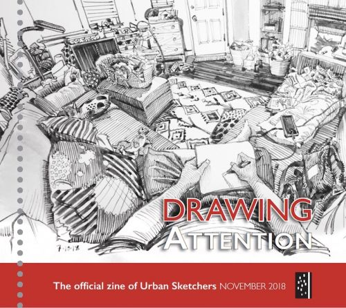 Drawing Attention November 2018