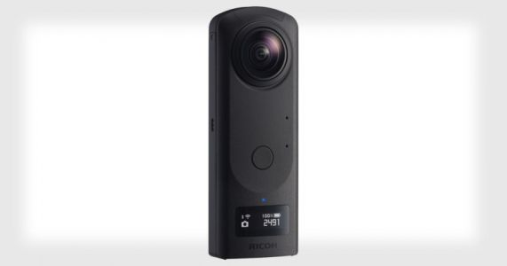 Ricoh Unveils the THETA Z1, A $1,000 360° Camera with 4K and Raw