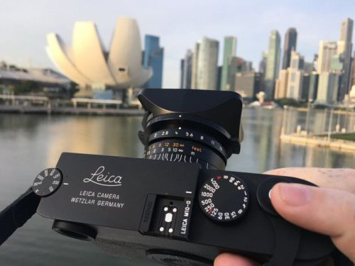 A Pro Photographer's Review of the Leica M10-D