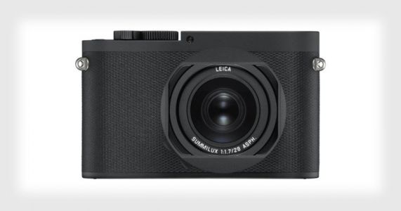 Leica Unveils the Q-P, Essentially a Q Without the Red Dot