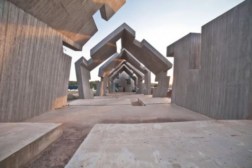 Mausoleum of the Martyrdom of Polish Villages / Nizio Design International
