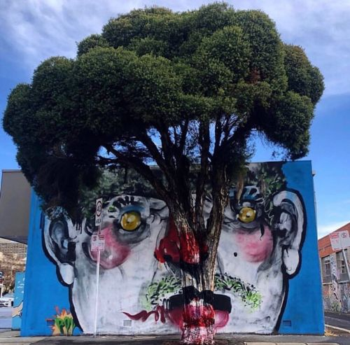 Fine and Street Art Aesthetics Merge in Anthony Lister's Expressive Murals