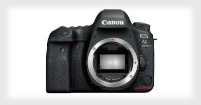 This is the Canon 6D Mark II