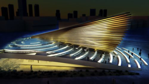 "Es Devlin to Design the UK's ""Poem Pavilion"" for Dubai Expo 2020"