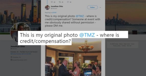 Media Companies Can't Just Steal Your Social Media Photos: Judge