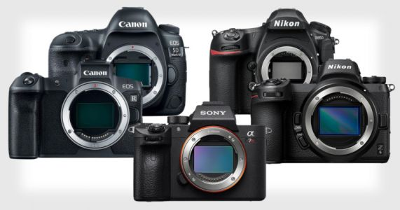 Here's How Many DSLRs and Mirrorless Cameras Top Brands Shipped in 2019