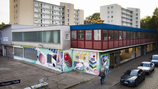 """""""Happy Meal"""" by Low Bros in Hamburg, Germany"""