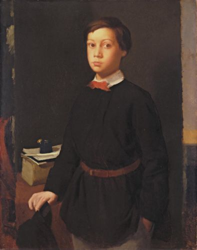 In the Beginning: Edgar Degas
