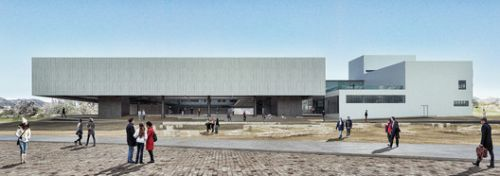 Winning Proposal for the New Archaeological Museum of Sparta