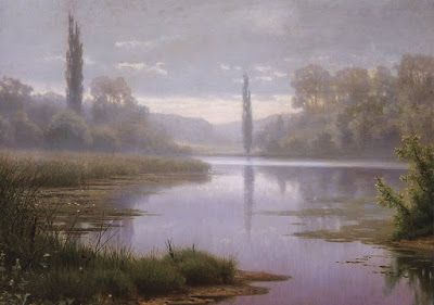 Yefim Volkov, Misty Morning