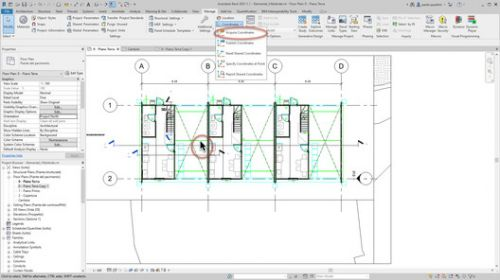 How to Start a New Project in Revit