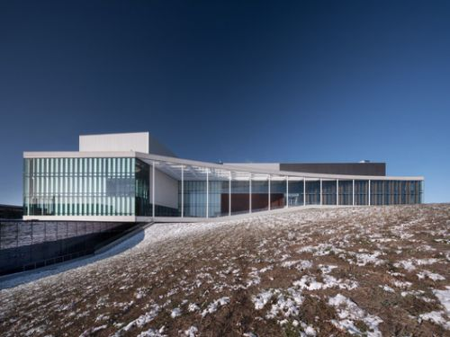 University of Lethbridge Science Commons / KPMB Architects + Stantec Architecture