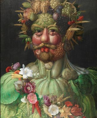 Giuseppe Arcimboldo, 1526 or 1527 - 11 July 1593)