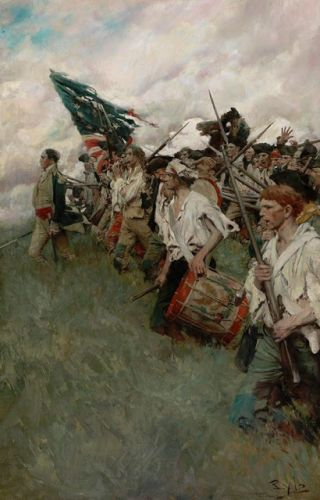 Fourth of July Inspiration: Howard Pyle