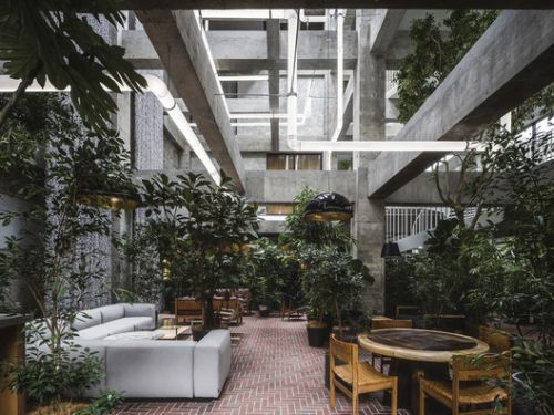 Green Interiors Trends From Around The World