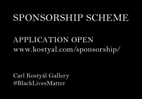 Carl Kostyál Gallery Launches Sponsorship to Fund Black Students in the Arts