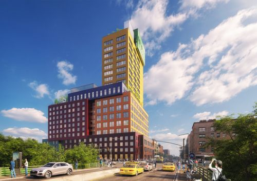 MVRDV's First US Project Breaks Ground in New York City
