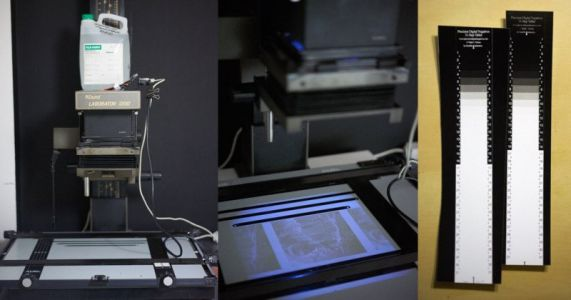 How I Converted a Durst Laborator 1200 Enlarger to Use LED Lights