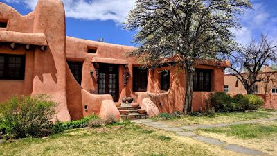 Road Trip: Painting Retreat, Part 2 - Santa Fe, New Mexico