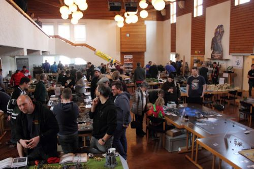 Event Report: Tabletop Knights Gaming Day 2019