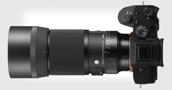 Sigma Unveils 105mm f/2.8 DG DN Macro Lens for Mirrorless Cameras