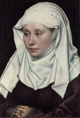 Robert Campin, aka Master of Flémalle, Died in this day in 1444