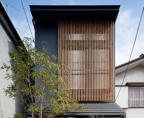 Machiya in Kawagoe House / K+S Architects