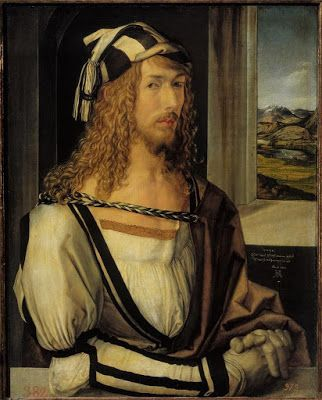 Albrecht Durer. Born May 21, 1471