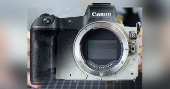 A Teardown of the Canon EOS R