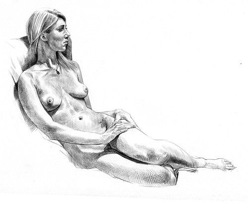 Life Drawing Update