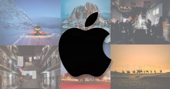 These are the Winners of Apple's 'Night Mode' Photo Contest