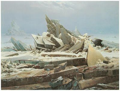 Quotes from Caspar David Friedrich
