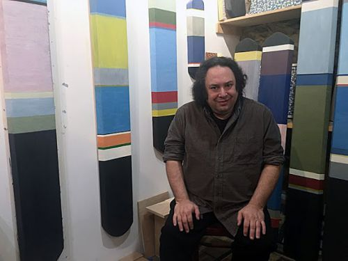 Let the Painting Build Itself: An Interview with Brooklyn Based Painter David Pollack